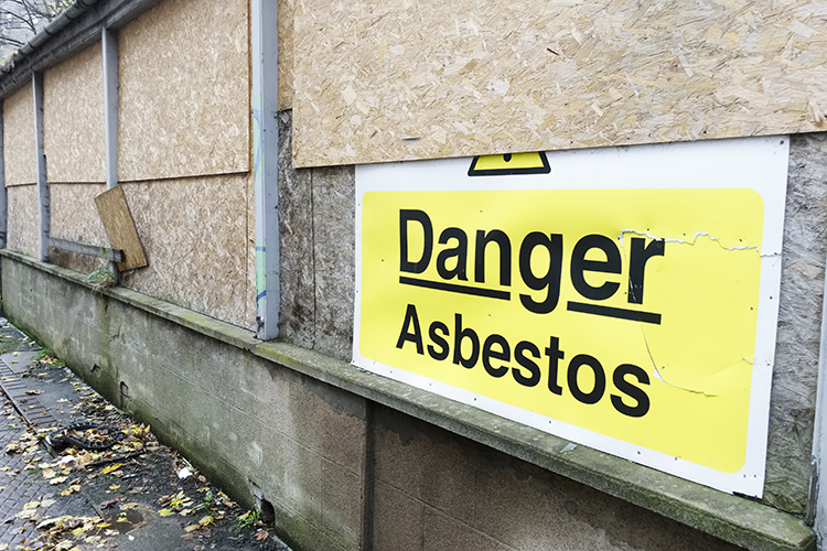 Asbestos Removal Contract Update – July