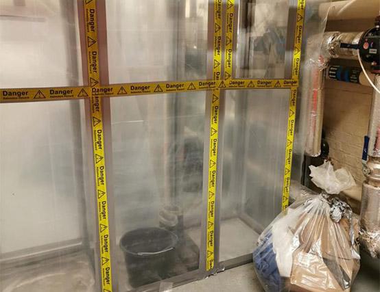 Hotel Asbestos Removal
