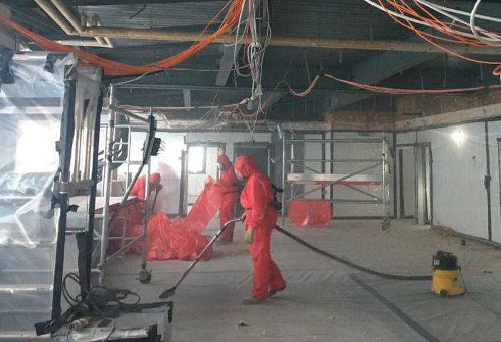 Asbestos Removal Bracknell